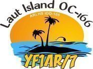 YF1AR/7 Laut Island