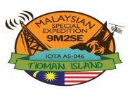 9M2SE Остров Тиоман