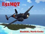 E51MQT Manihiki Island