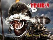 YB4IR/9 Остров Рам Западное Папуа