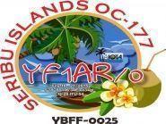 YF1AR/0 Остров Прамука Острова Серибу