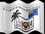 E51KIK Rarotonga Island