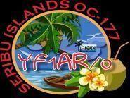 YF1AR/0 Остров Тидунг