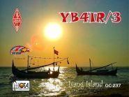 YB4IR/3 Gili Iyang Island
