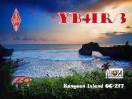 YB4IR/3 Kangean Island Kangean Islands