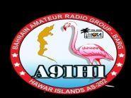 A91HI Hawar Island Hawar Islands