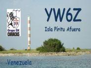 YW6Z Остров Пириту Афуера