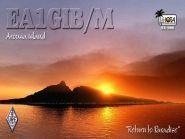 EG1PAA Arousa Island