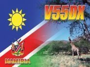 V55DX Намибия