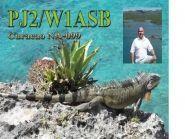 PJ2/W1ASB Curacao Island