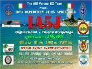IA5J Giglio Island
