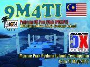 9M4TI Redang Island