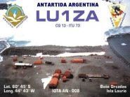 LU1ZA Isla Laurie South Orkney Islands