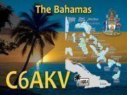C6AKV Остров Гуана Кэй Острова Абако Багамские острова