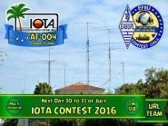 EF8U Canary Islands RSGB IOTA 2016