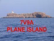 7V9A Остров Плане Алжир
