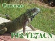 PJ2/VE7ACN Curacao Island