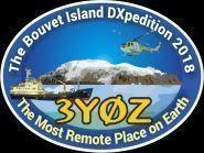 3Y0Z Остров Буве