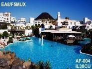 EA8/F5MUX Lanzarote Island
