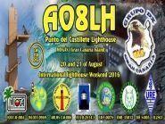 AO8LH Punta del Castillete Lighthouse