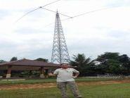 YF1AR Java Island 80m yagi
