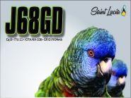 J68GD Saint Lucia Island