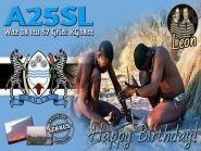 A25SL Ботсвана