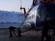 RI1ANN Progress Station Antarctica