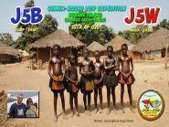 J5B J5W Guinea Bissau QSL