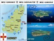 MU/ON6EF MU/ON4AFW MU/ON6VJ Guernsey Island