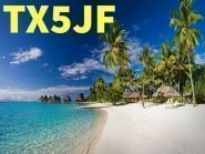 TX5JF TX5JF/MM French Polynesia