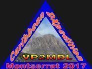 VP2MDL Montserrat Island