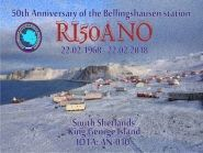 RI50ANO Bellingshausen Station South Shetland Islands