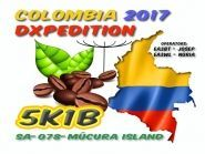 5K1B Mucura Island San Bernardo Islands