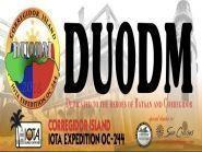 DU0DM Corregidor Island