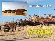 5T5OK Mauritania 2017