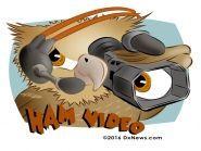 Video R7AB Amateur Ham Radio Contest Station