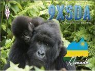 9XSDA Руанда