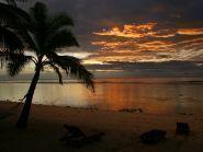 E51KMR Rarotonga Island