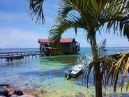 HQ9T HR9/N9EAW Остров Роатан Гондурас