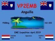 VP2EMB Anguilla
