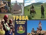 7P8BA Королевство Лесото