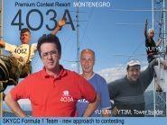 4O3A Черногория CQ WW WPX RTTY Contest 2010