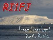 RI1FJ Heiss Island Franz Josef Land