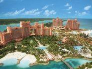Райский остров Багамские острова Отель Атлантис