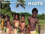 H40FK H40FN Nendo Island Solomon Islands