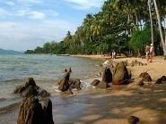 Остров Ко Руссей Бамбуковый остров XU7KOH