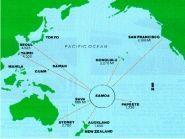 5W0BR Western Samoa