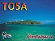 TO5A Остров Мартиника