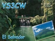 Эль Сальвадор YS3CW